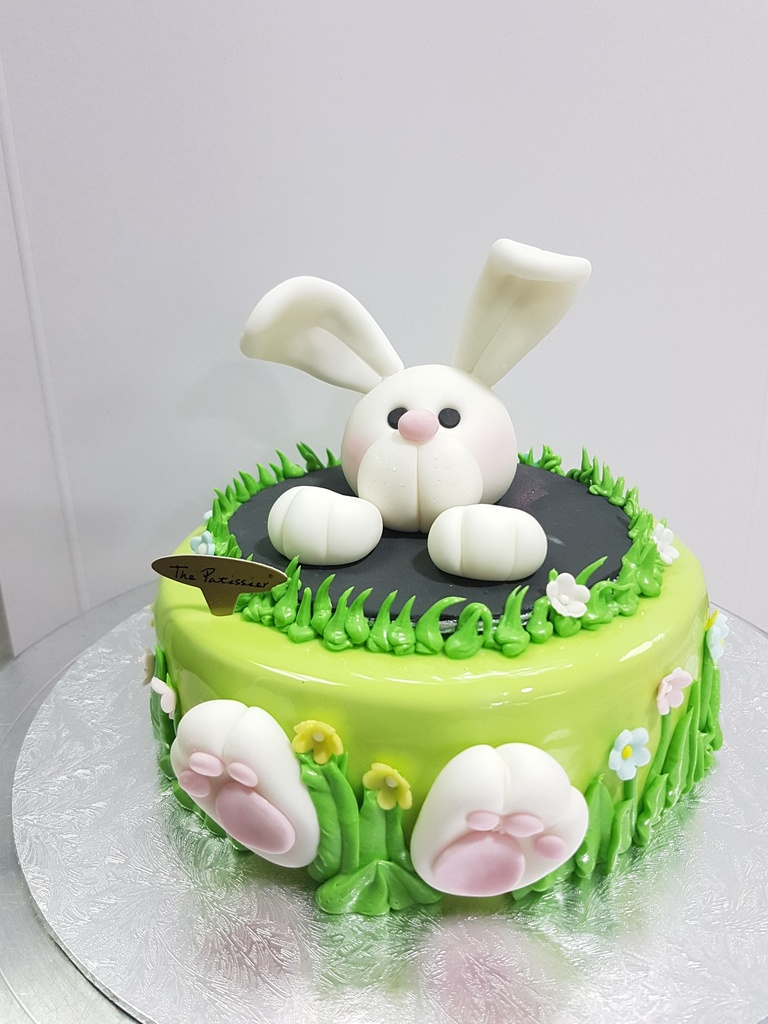 Cake - Bunny in Hole