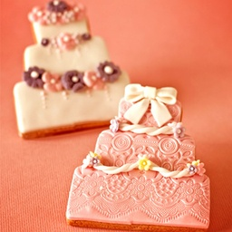 Wedding Favour - Icing Cookies-  Classic